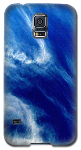 Galaxy S5 Case featuring the photograph Aerial Ocean by Carlee Ojeda