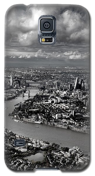 Aerial View Of London 4 Galaxy S5 Case