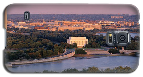 Aerial, Washington Dc, District Of Galaxy S5 Case