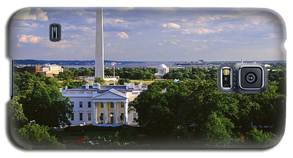 Aerial, White House, Washington Dc Galaxy S5 Case