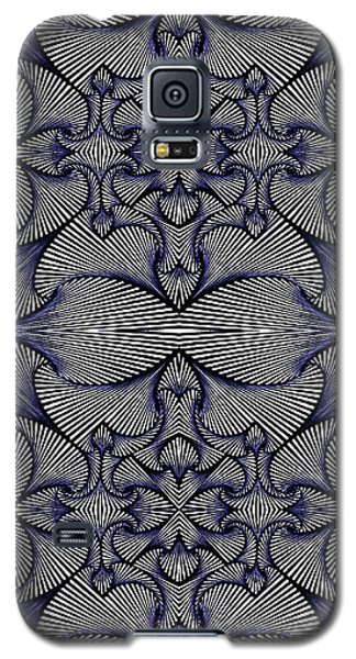 Affine Series Image 4 Galaxy S5 Case by Joel Loftus