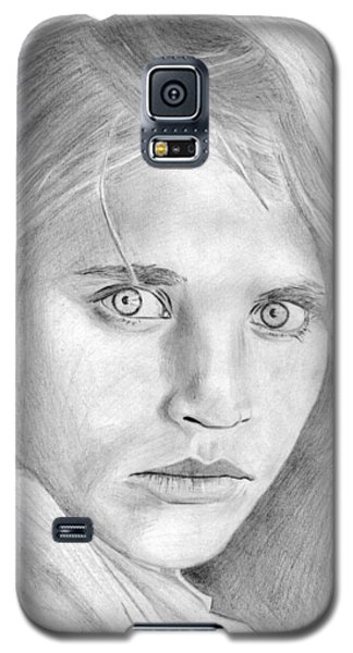 Afghan Girl Galaxy S5 Case