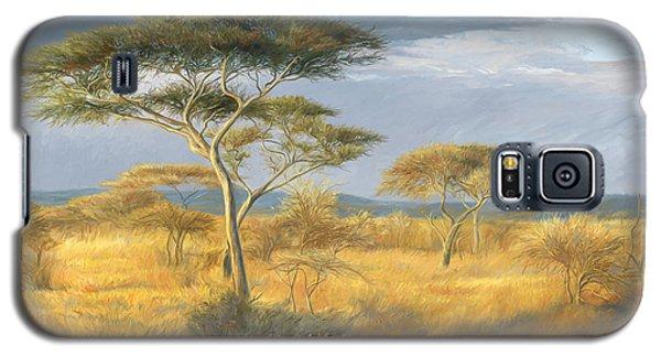African Landscape Galaxy S5 Case
