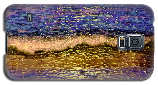 African Ripples Galaxy S5 Case