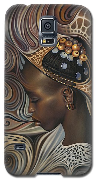 African Spirits II Galaxy S5 Case