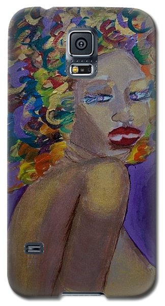Afro-chic Galaxy S5 Case