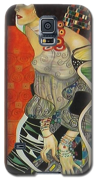 After Gustav Klimt Galaxy S5 Case