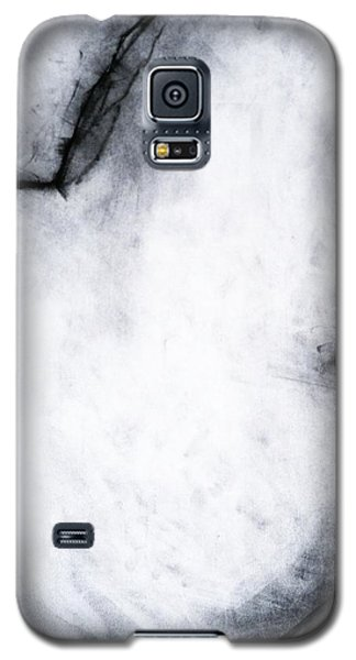 Galaxy S5 Case featuring the drawing After Life Drawing 2 by Helen Syron
