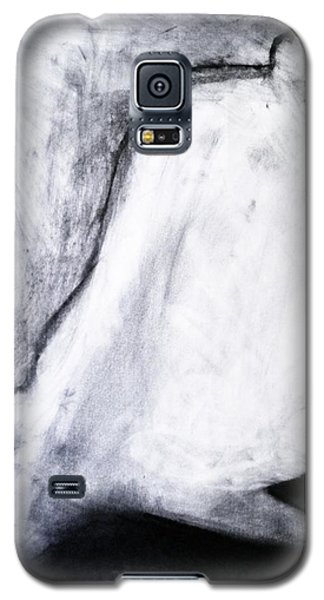Galaxy S5 Case featuring the drawing After Life Drawing 3 by Helen Syron