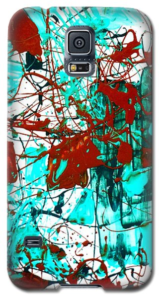 After Pollock Galaxy S5 Case