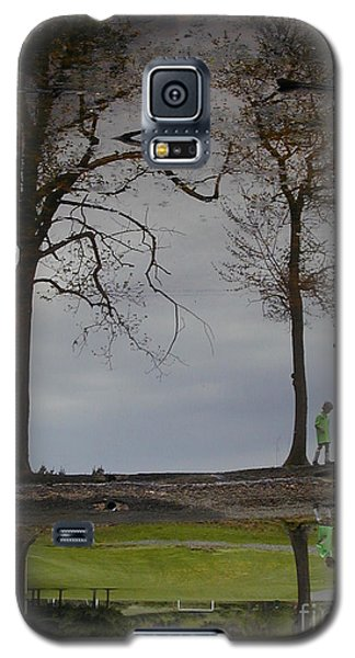 After Soccer By The Pond Galaxy S5 Case