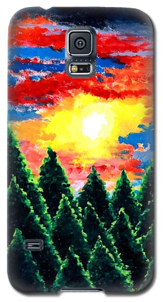 After The Rain Galaxy S5 Case by Thomas Gronowski