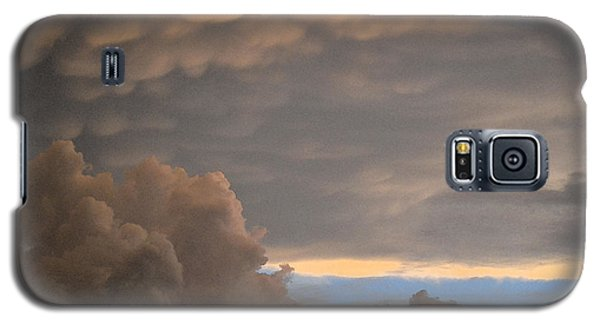 Galaxy S5 Case featuring the photograph After The Storm 2  by Lyle Crump
