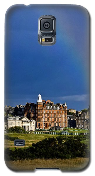 After The Storm At St. Andrews Golf Old Course Scotland Galaxy S5 Case