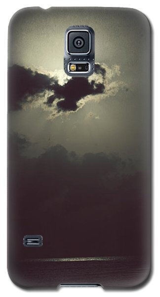 Galaxy S5 Case featuring the photograph After The Storm by Melanie Lankford Photography