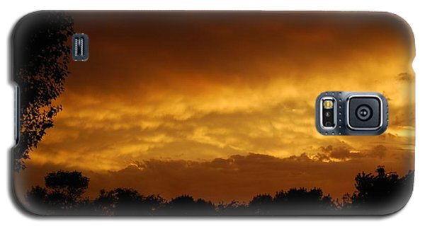 Galaxy S5 Case featuring the photograph After The Storm by Ramona Whiteaker