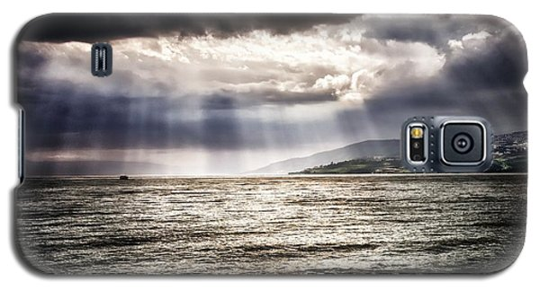 After The Storm Sea Of Galilee Israel Galaxy S5 Case