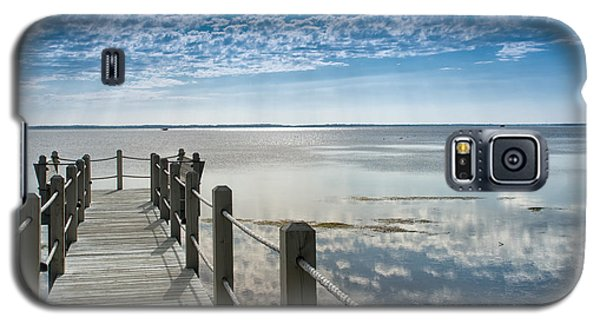 Afternoon At Currituck Sound Galaxy S5 Case