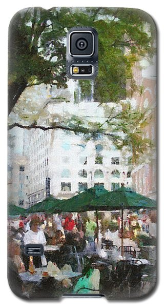 Afternoon At Faneuil Hall Galaxy S5 Case