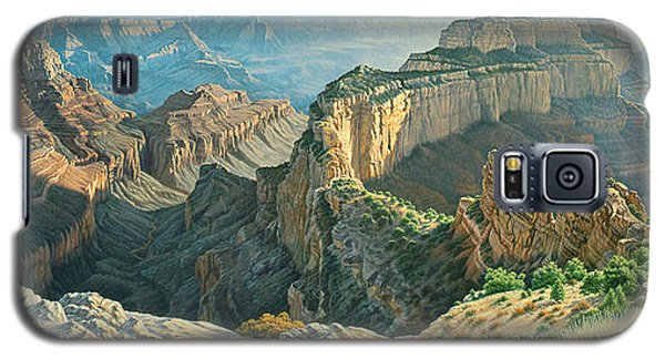 Afternoon-north Rim Galaxy S5 Case by Paul Krapf