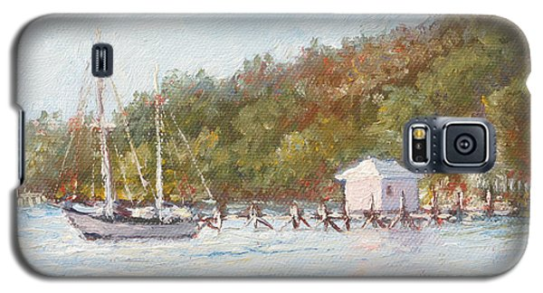 Afternoon On The Bay Galaxy S5 Case