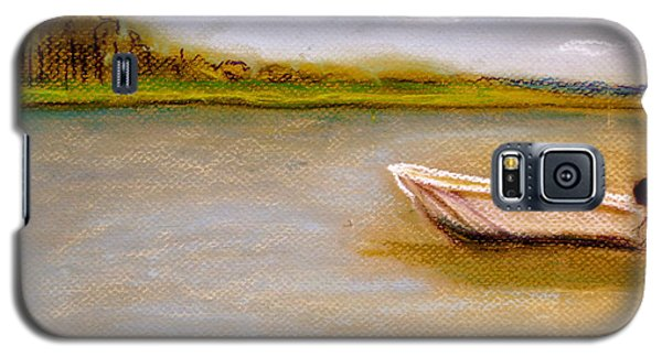 Tybee Island Afternoon On Alley 3 Galaxy S5 Case