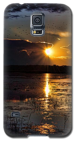 Late Afternoon Reflection Galaxy S5 Case
