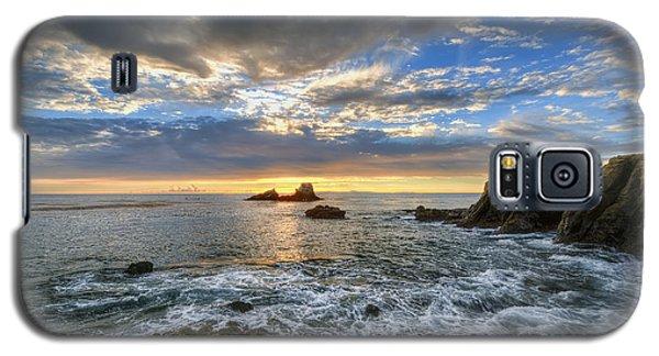 Afternoon Sky In Laguna Beach Galaxy S5 Case