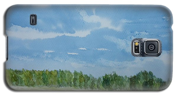Afternoon Sky Galaxy S5 Case
