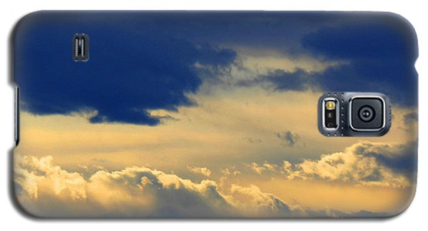 Galaxy S5 Case featuring the photograph Afternoon Storm by Silke Brubaker