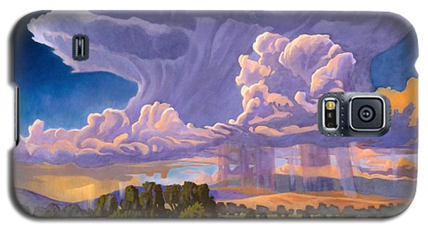 Afternoon Thunder Galaxy S5 Case by Art James West