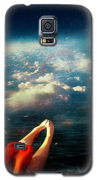 Daisy Galaxy S5 Case - Again by Mario Sanchez Nevado
