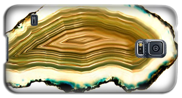 Agate 1 Galaxy S5 Case by Gina Dsgn