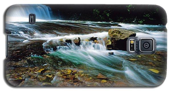 Agate Falls In U.p. Galaxy S5 Case by Dennis Cox WorldViews