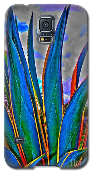 Agave Hdr Galaxy S5 Case