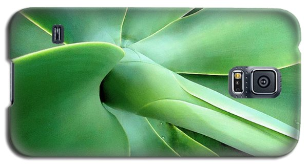 Agave Heart Galaxy S5 Case