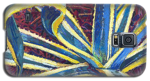 Agave II Galaxy S5 Case by David Randall