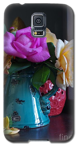 Aging Roses Galaxy S5 Case