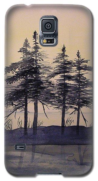 Aguasabon Trees Galaxy S5 Case