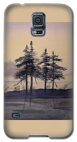 Aguasabon Trees Galaxy S5 Case