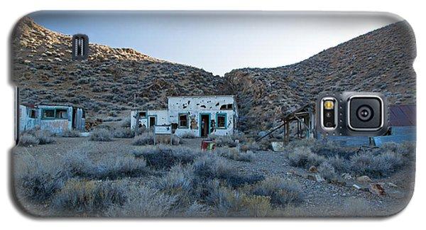 Aguereberry Camp Death Valley National Park Galaxy S5 Case