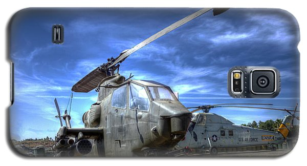 Ah-1 Cobra Galaxy S5 Case by Richard Stephen