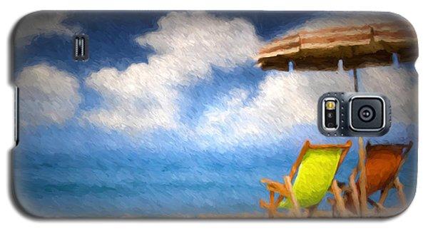 Ahhhhhhh Galaxy S5 Case by Jim  Hatch