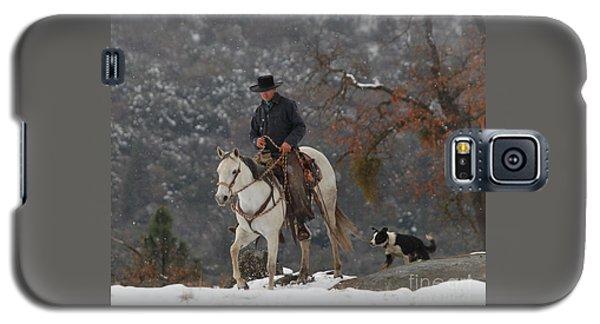 Ahwahnee Cowboy Galaxy S5 Case