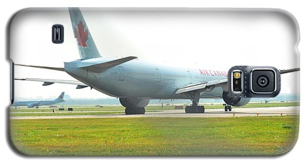 air Canada  777-300er Galaxy S5 Case