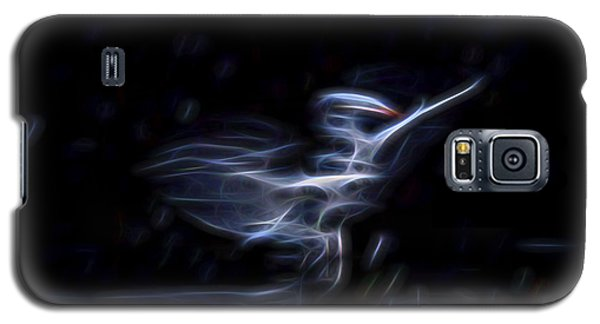 Galaxy S5 Case featuring the digital art Air Elemental 1 by William Horden