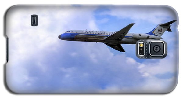 Air Force One - Mcdonnell Douglas - Dc-9 Galaxy S5 Case by Jason Politte