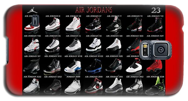 Air Jordan Shoe Gallery Galaxy S5 Case