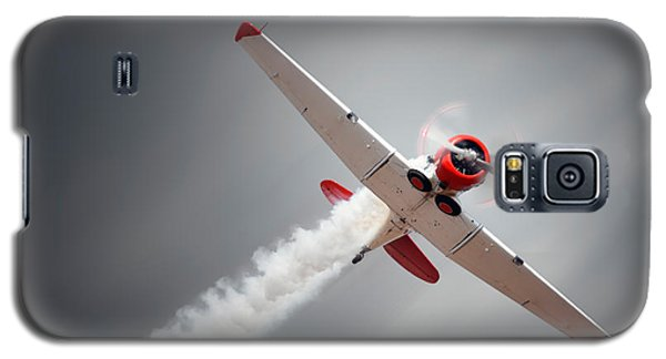 Airplane Galaxy S5 Case - Aircraft In Flight by Johan Swanepoel