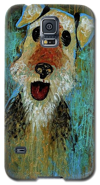 Airedale Terrier Galaxy S5 Case